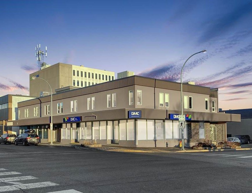 Main Photo: 204 688 BRUNSWICK Street in Prince George: Downtown PG Office for lease (PG City Central (Zone 72))  : MLS®# C8035602