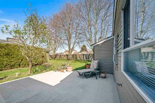 """Photo 27: 16 6320 48A Avenue in Delta: Holly Townhouse for sale in """"""""GARDEN ESTATES"""""""" (Ladner)  : MLS®# R2568766"""
