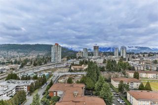 """Photo 12: 1702 657 WHITING Way in Coquitlam: Coquitlam West Condo for sale in """"Lougheed Heights"""" : MLS®# R2435457"""