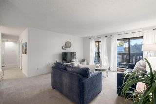 """Photo 4: 203 333 WETHERSFIELD Drive in Vancouver: South Cambie Condo for sale in """"Langara Court"""" (Vancouver West)  : MLS®# R2503583"""