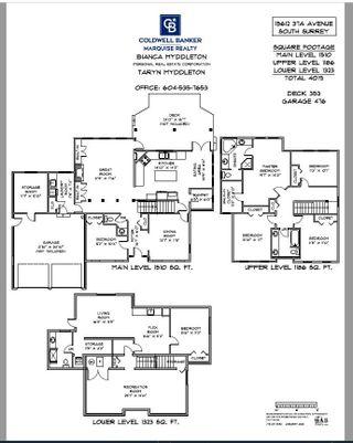 """Photo 2: 15612 37A Avenue in Surrey: Morgan Creek House for sale in """"Morgan Creek"""" (South Surrey White Rock)  : MLS®# R2539024"""