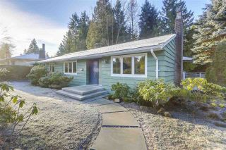 Photo 2: 3275 BROOKRIDGE DRIVE in North Vancouver: Edgemont House for sale : MLS®# R2332886