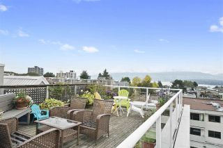 "Photo 11: 101 2195 W 5TH Avenue in Vancouver: Kitsilano Condo for sale in ""HEARTHSTONE"" (Vancouver West)  : MLS®# R2409002"