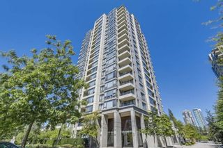 "Photo 1: 403 4178 DAWSON Street in Burnaby: Brentwood Park Condo for sale in ""Tandem II"" (Burnaby North)  : MLS®# R2551846"