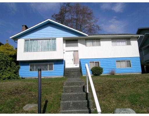 Main Photo: 4203 BOXER Street in Burnaby: South Slope House for sale (Burnaby South)  : MLS®# V632559