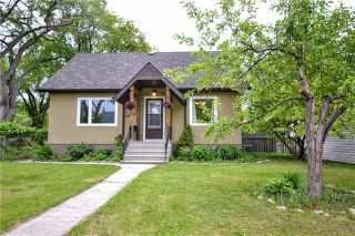 Photo 1: 115 Baltimore Road in Winnipeg: Riverview Residential for sale (1A)  : MLS®# 1915753