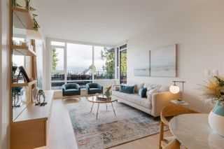 """Photo 2: 202 3639 W 16TH Avenue in Vancouver: Point Grey Condo for sale in """"The Grey"""" (Vancouver West)  : MLS®# R2561367"""