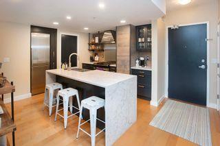 Photo 2: 203 10028 119 Street in Edmonton: Zone 12 Condo for sale : MLS®# E4257852