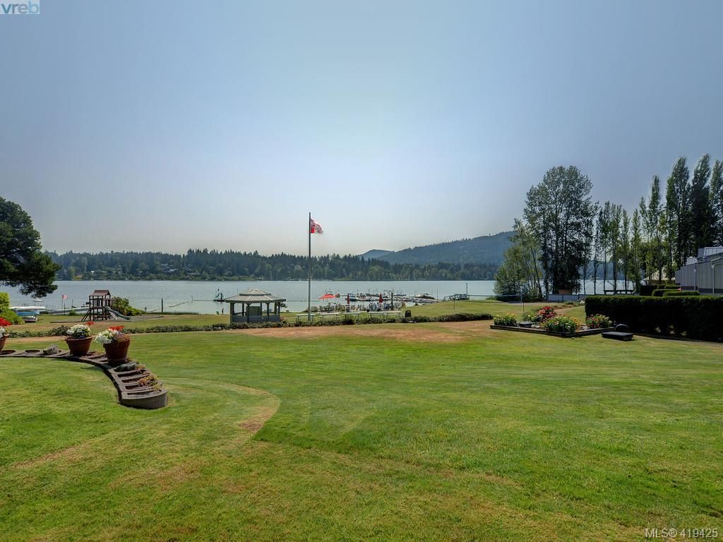 Main Photo: 14 2046 Widows Walk in SHAWNIGAN LAKE: ML Shawnigan Condo for sale (Malahat & Area)  : MLS®# 830138