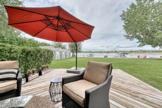 Photo 40: 125 East Chestermere Drive: Chestermere Semi Detached for sale : MLS®# A1069600