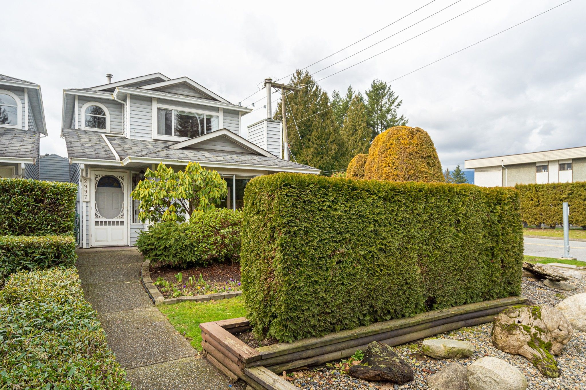 Main Photo: 2997 COAST MERIDIAN Road in Port Coquitlam: Glenwood PQ Townhouse for sale : MLS®# R2440834