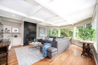 """Photo 15: 4941 WATER Lane in West Vancouver: Olde Caulfeild House for sale in """"Olde Caulfield"""" : MLS®# R2615012"""