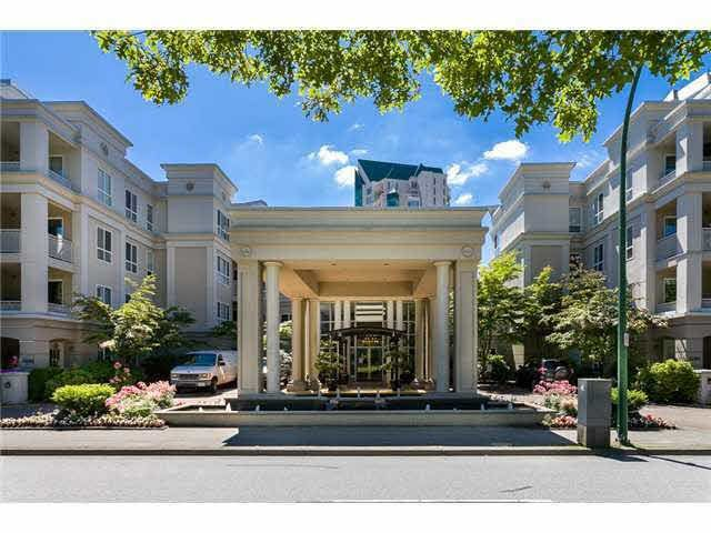 """Main Photo: 320 3098 GUILDFORD Way in Coquitlam: North Coquitlam Condo for sale in """"MARLBOROUGH HOUSE"""" : MLS®# V1122359"""