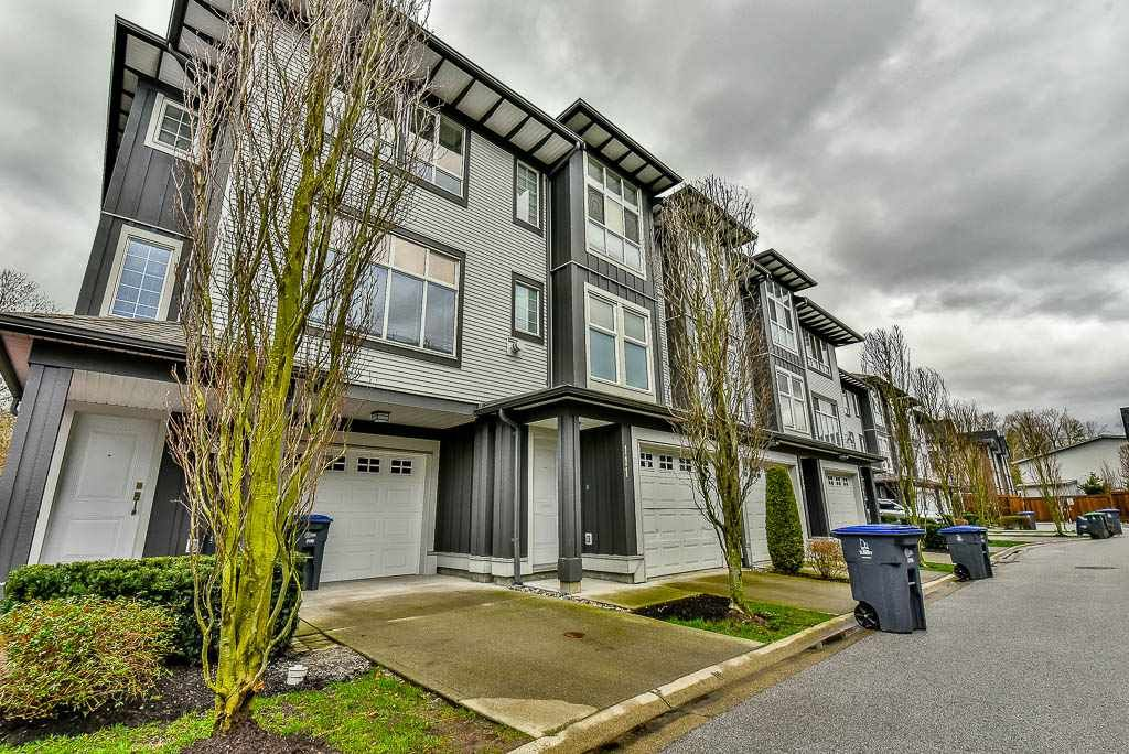 "Main Photo: 110 18777 68A Avenue in Surrey: Clayton Townhouse for sale in ""Compass"" (Cloverdale)  : MLS®# R2148889"