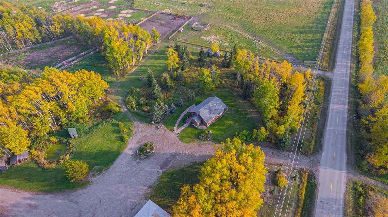 Main Photo: 17848 PRESPATOU Road in Fort St. John: Fort St. John - Rural W 100th Agri-Business for sale (Fort St. John (Zone 60))  : MLS®# C8038545