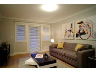 Photo 11: 2619 W 1ST Avenue in Vancouver: Kitsilano Townhouse  (Vancouver West)  : MLS®# V1125948