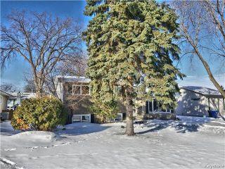 Photo 2: 50 Epsom Crescent in Winnipeg: Charleswood Residential for sale (1G)  : MLS®# 1802719