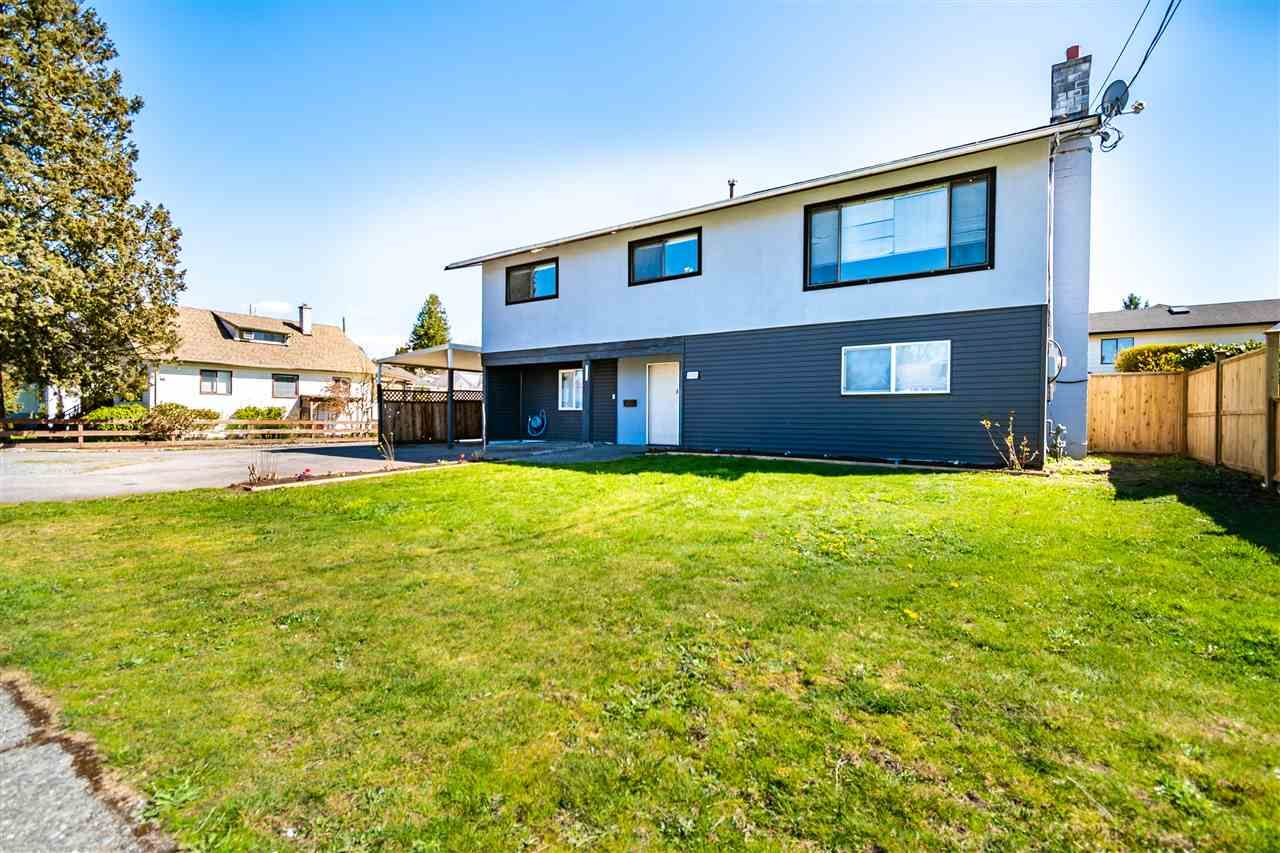 Main Photo: 7510 JAMES Street in Mission: Mission BC House for sale : MLS®# R2560796
