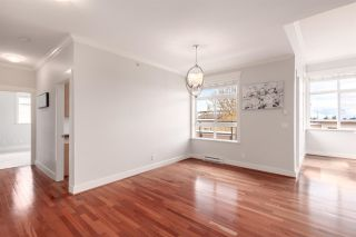 """Main Photo: 406 6279 EAGLES Drive in Vancouver: University VW Condo for sale in """"Reflections"""" (Vancouver West)  : MLS®# R2574523"""