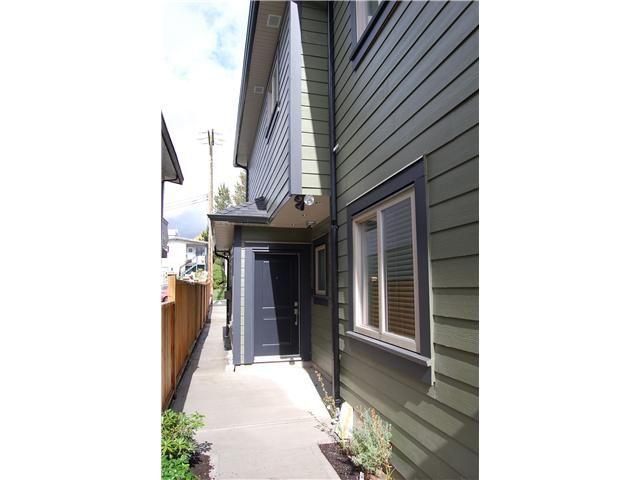 """Main Photo: 1775 E 12TH Avenue in Vancouver: Grandview VE 1/2 Duplex for sale in """"GRANDVIEW"""" (Vancouver East)  : MLS®# V851690"""