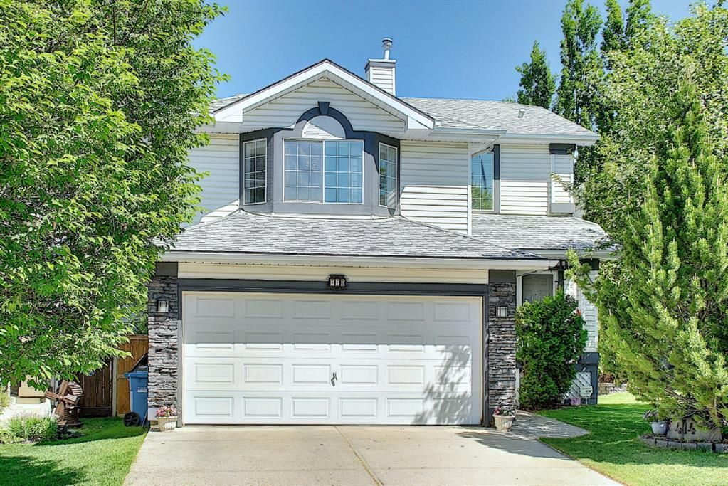 Main Photo: 414 Douglas Woods Mews SE in Calgary: Douglasdale/Glen Detached for sale : MLS®# A1114756