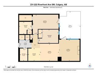Photo 27: 231 222 RIVERFRONT Avenue SW in Calgary: Chinatown Apartment for sale : MLS®# A1091480