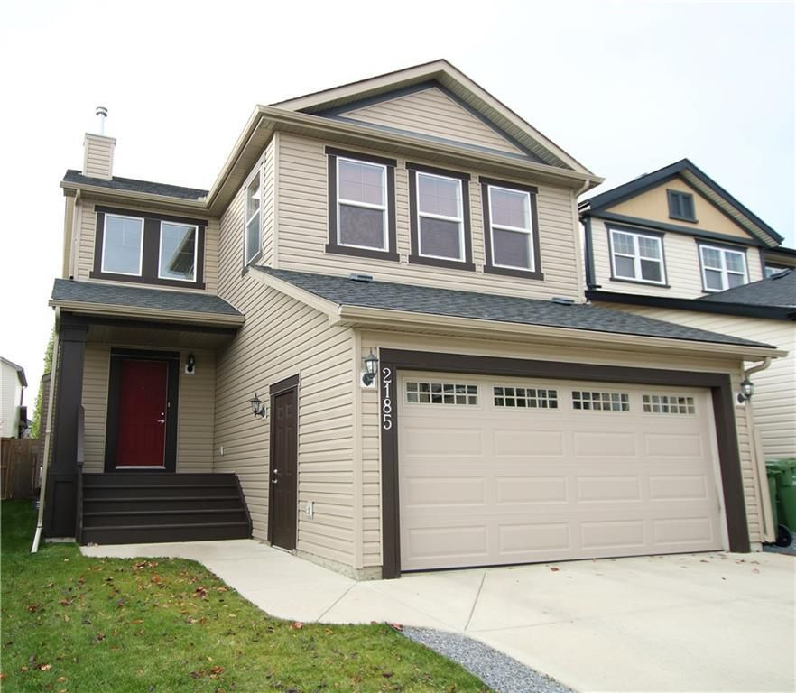 Welcome to 2185 Sagewood Heights SW, in Airdrie!