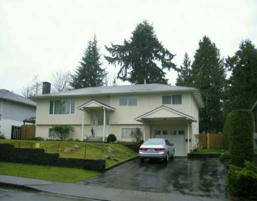 Main Photo: 3398 DALEBRIGHT DR in Burnaby: Government Road House for sale (Burnaby North)  : MLS®# V582429