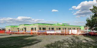 Photo 41: 124 CASTLE Drive in Edmonton: Zone 27 House Half Duplex for sale : MLS®# E4260271
