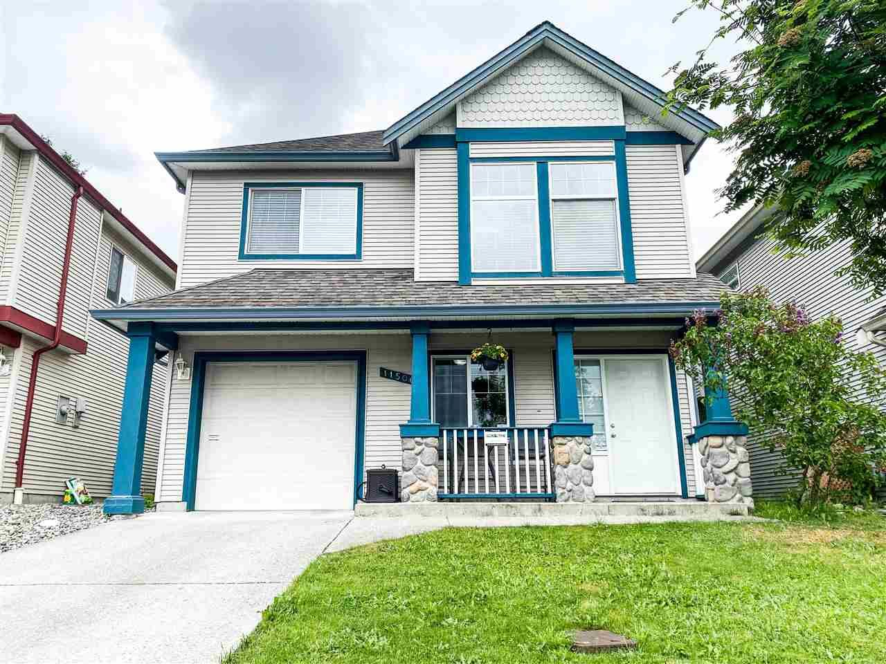Main Photo: 11506 228 Street in Maple Ridge: East Central House for sale : MLS®# R2585365