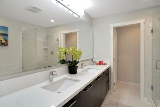 """Photo 14: 59 3400 DEVONSHIRE Avenue in Coquitlam: Burke Mountain Townhouse for sale in """"COLBORNE LANE"""" : MLS®# R2544177"""