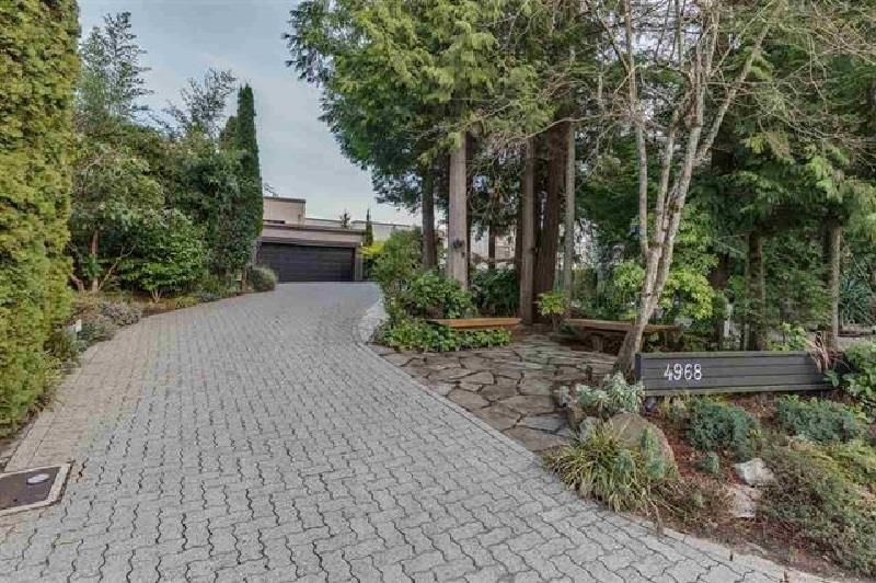 Main Photo: 4968 PINETREE Crescent in West Vancouver: Upper Caulfeild Condo for sale : MLS®# R2576926