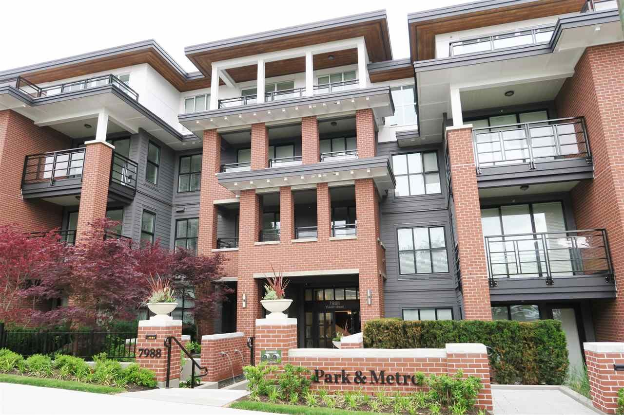 "Main Photo: 210 7988 YUKON Street in Vancouver: Marpole Condo for sale in ""PARK & METRO BY MARCON"" (Vancouver West)  : MLS®# R2179860"