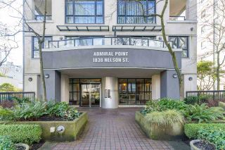 "Photo 25: 703 1838 NELSON Street in Vancouver: West End VW Condo for sale in ""Admiral Point"" (Vancouver West)  : MLS®# R2547184"