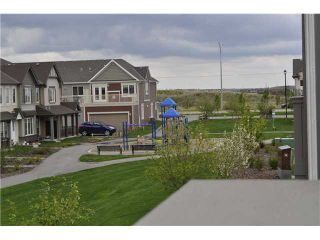Photo 16: 36 WINDSTONE Green SW: Airdrie Townhouse for sale : MLS®# C3572091