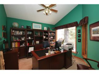 Photo 7: 315 GLENEAGLES View: Cochrane House for sale : MLS®# C4014401