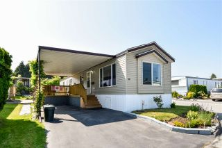 """Photo 2: 38 15875 20 Avenue in Surrey: King George Corridor Manufactured Home for sale in """"Sea Ridge Bays"""" (South Surrey White Rock)  : MLS®# R2375018"""