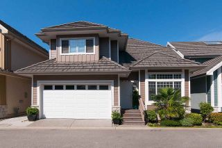 """Photo 1: 36 3363 ROSEMARY HEIGHTS Crescent in Surrey: Morgan Creek House for sale in """"ROCKWELL"""" (South Surrey White Rock)  : MLS®# R2113409"""