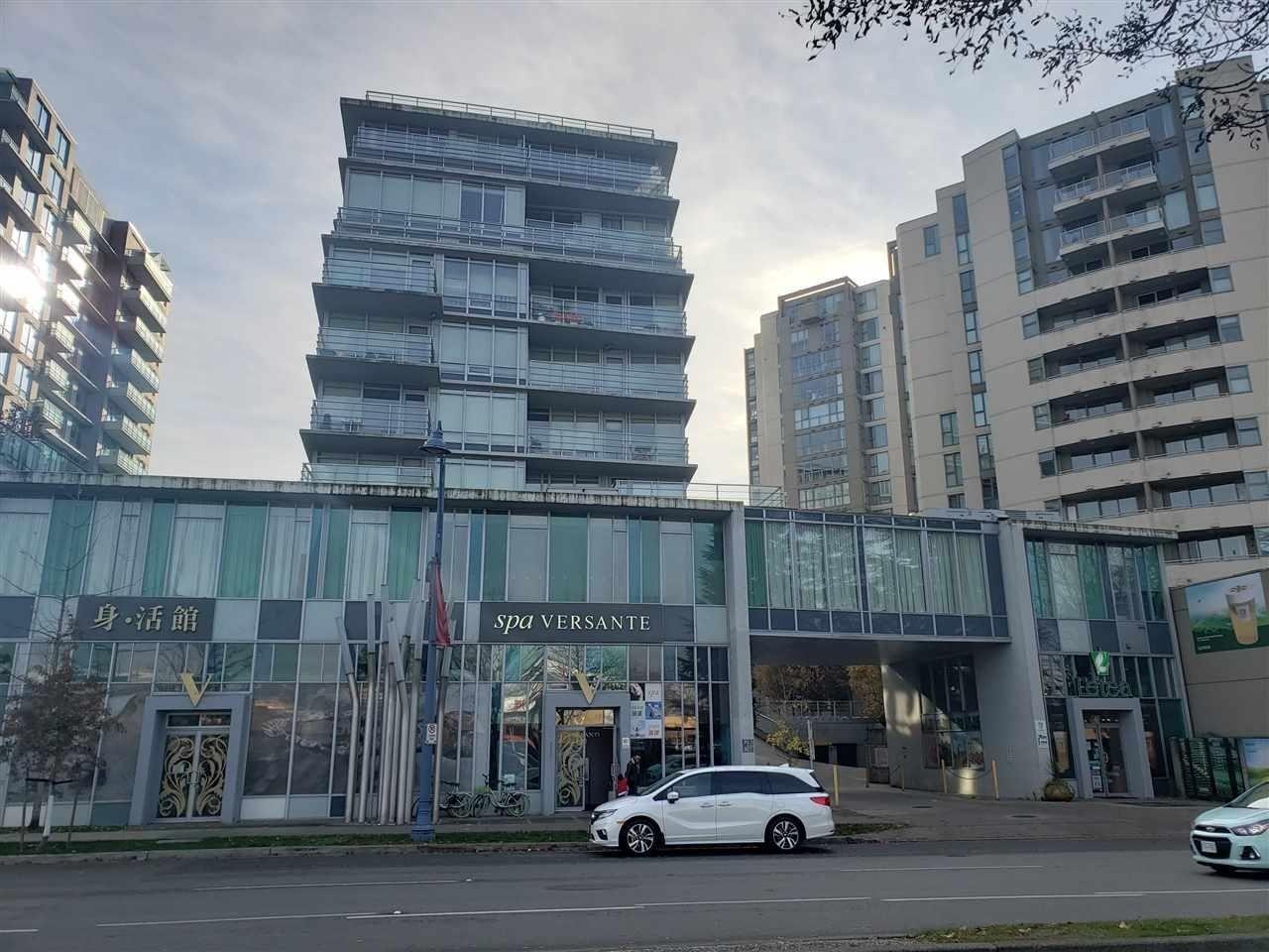 "Main Photo: 1104 8280 LANSDOWNE Road in Richmond: Brighouse Condo for sale in ""Versante"" : MLS®# R2599779"