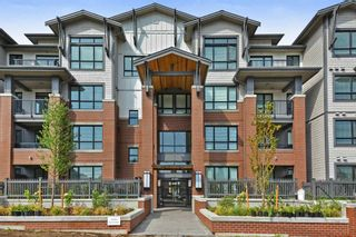 """Main Photo: 217 2960 151 Street in Surrey: King George Corridor Condo for sale in """"SOUTHPOINT WALK 2"""" (South Surrey White Rock)  : MLS®# R2605432"""