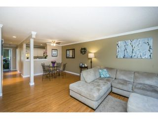 """Photo 5: 304 13955 72 Avenue in Surrey: East Newton Townhouse for sale in """"Newton Park One"""" : MLS®# R2102777"""