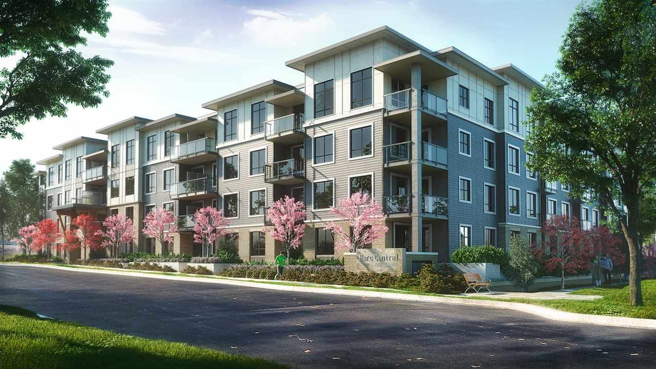 Main Photo: 405 20356 72B Street in Langley: Willoughby Heights Condo for sale : MLS®# R2535885