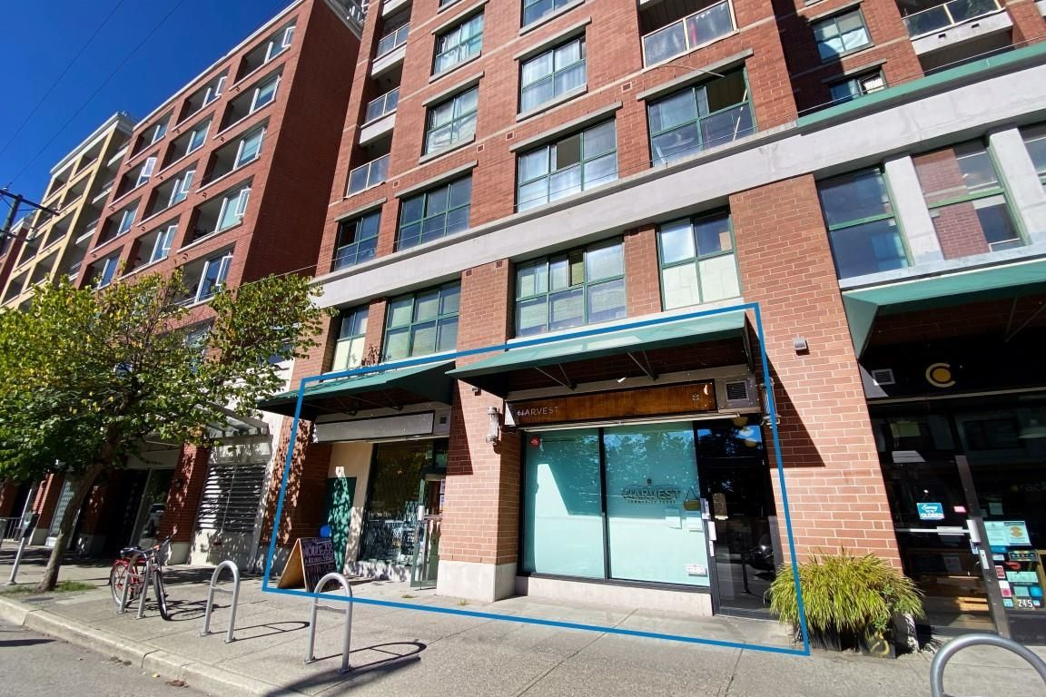 Main Photo: 243 UNION Street in Vancouver: Strathcona Retail for sale (Vancouver East)  : MLS®# C8040619