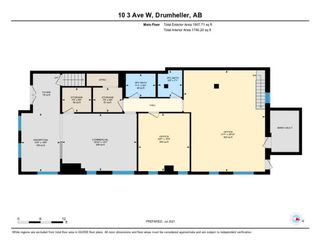 Photo 44: 10 3 Avenue W: Drumheller Retail for sale : MLS®# A1132250