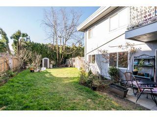 """Photo 29: 13 33900 MAYFAIR Avenue in Abbotsford: Central Abbotsford Townhouse for sale in """"Mayfair Gardens"""" : MLS®# R2563828"""
