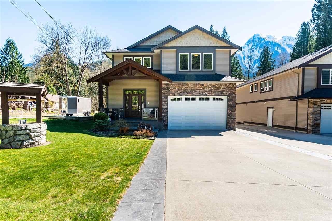 Main Photo: 66610 KERELUK Road in Hope: Hope Kawkawa Lake House for sale : MLS®# R2566614