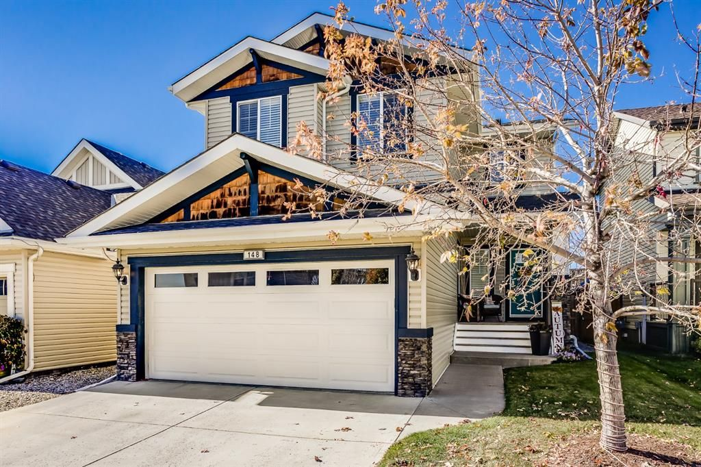 Main Photo: 148 Reunion Close NW: Airdrie Detached for sale : MLS®# A1152671