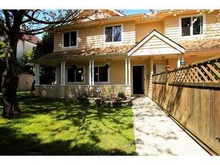 Photo 1: 1 1255 15TH Ave E in Vancouver East: Mount Pleasant VE Home for sale ()  : MLS®# V945182