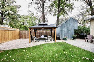 Photo 30: 27 Rosewarne Avenue in Winnipeg: St Vital Residential for sale (2C)  : MLS®# 202122822