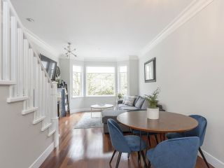"""Photo 3: 908 W 13TH Avenue in Vancouver: Fairview VW Townhouse for sale in """"Brownstone"""" (Vancouver West)  : MLS®# R2546994"""